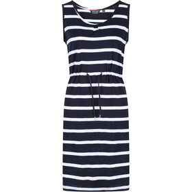 Regatta Felixia Jurk Dames, navy stripe